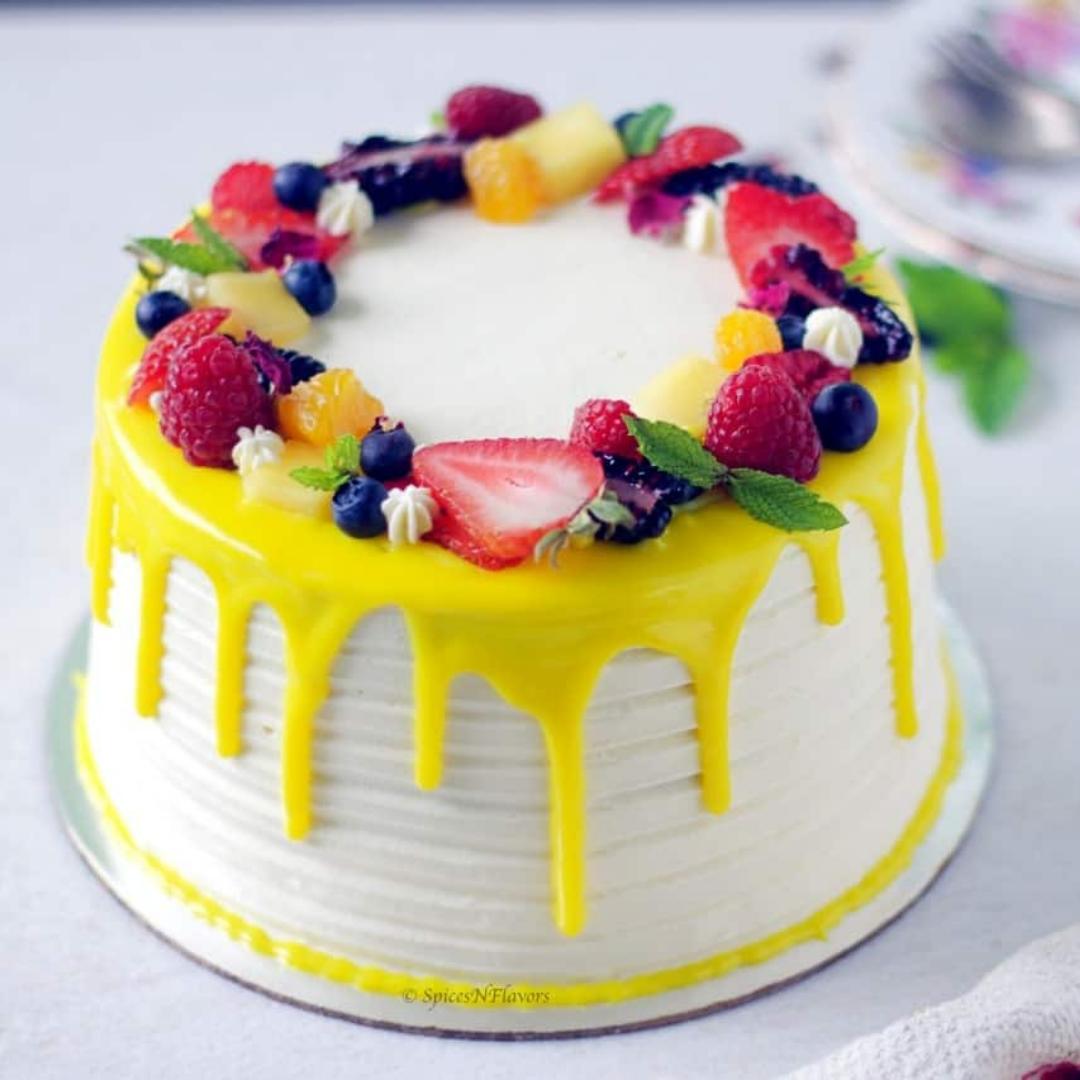 Pineapple Drop Cake [1kg]