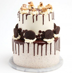 CAKES CREAM BLACKFOREST D8 (E/G)