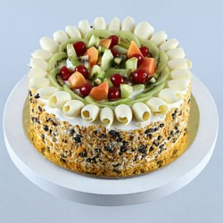 Fresh Fruit Cake [500g]