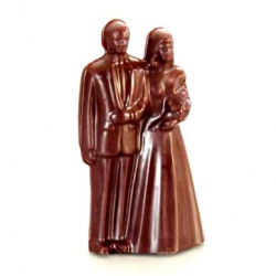 CHOCOLATE COUPLE