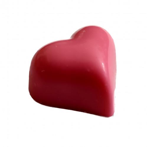 CHOCOLATE BELGIUM STRAWBERRY HEART
