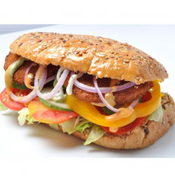 AALOO PATTY SUB SANDWICH (6IN)