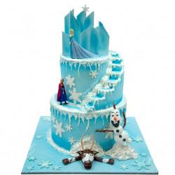 CAKES CREAM PINEAPPLE D17 (E/L)