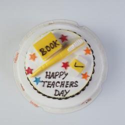 Teachers day pineapple cake [500Gram]