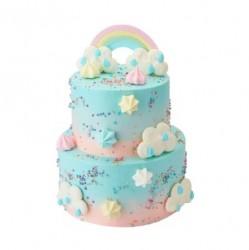 CAKE PINEAPPLE D25 (E/L)