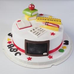 Teachers day pineapple cake [1kg]
