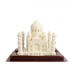 CHOCOLATE TAJ MAHAL WHITE