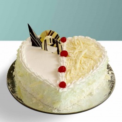 Classic White Forest Cake [500g]