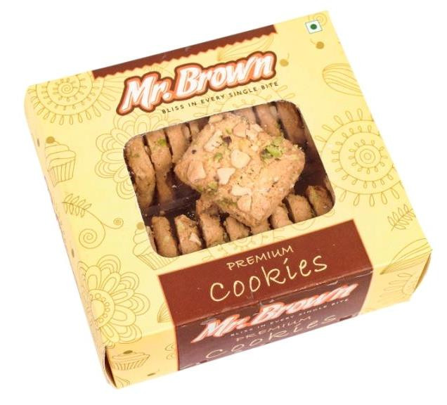 COOKIES MIXED DRY FRUIT (500g)