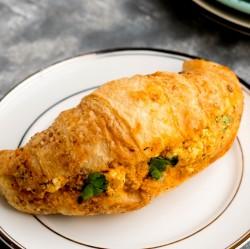 Croissant Paneer Tikka