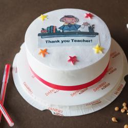Teachers day butterscotch cake [500Gram]