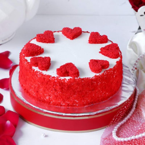 Exotic Red Velvet Cake [500g]