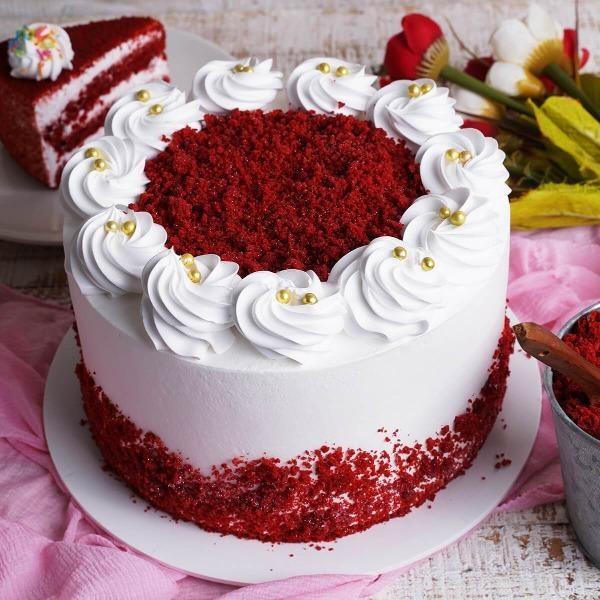 Red Velvet Cream Cake [1kg]