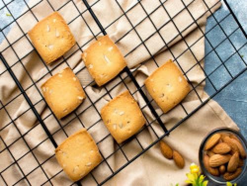 Badaam Butter Cookies