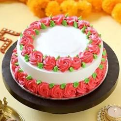 Bright Pineapple Cake [1kg]