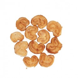 COOKIES FRENCH HEART (500g)