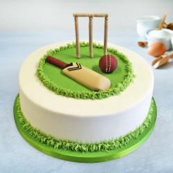 Theme Sports Pineapple Cake