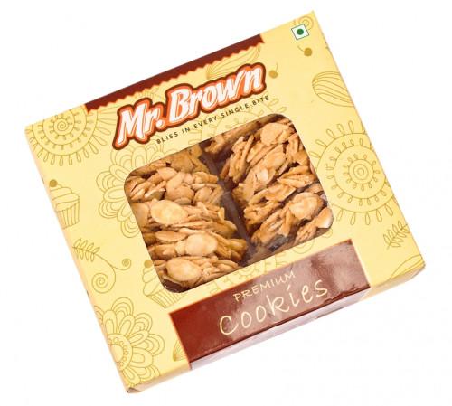 Almond Flacks Cookies [500 Gram]