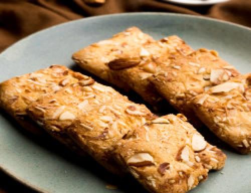Honey Almond Cookies [250 Gram]
