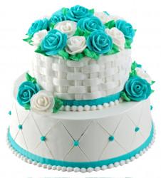 CAKES CREAM PINEAPPLE D15 (E/L)