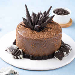Dark German Truffle Cake [1.5kg]