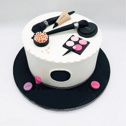 Womens Make up Cake