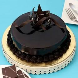 Special Chocolate Birthday Cake