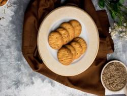 Jeera Butter Cookies [250 Gram]