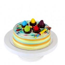 CAKES FONDANT BUTTERSCOTCH D1 HO (E/G)
