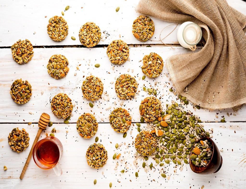 Power Seeds Cookies [500 Gram]