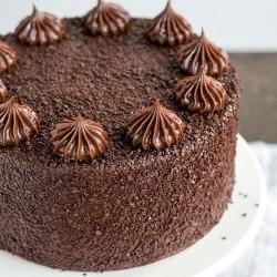 Chocolatey Truffle Cake  [1.5kg]