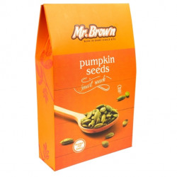 PUMPKIN SEEDS NUTS POUCH