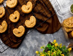 French Heart Cookies [250 Gram]