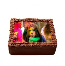 CAKE PHOTO CHOCOLATE D2 (E/G)