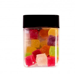 JUBJUB JELLY JAR MR BROWN (100G)