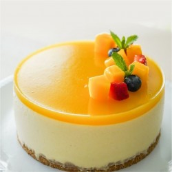 Mango Cheese Cake [1kg]