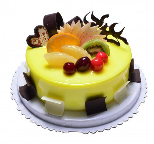 CAKES CREAM PINEAPPLE HF D5 (E/L)