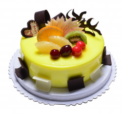 CAKES CREAM PINEAPPLE HF D5 (E/L)