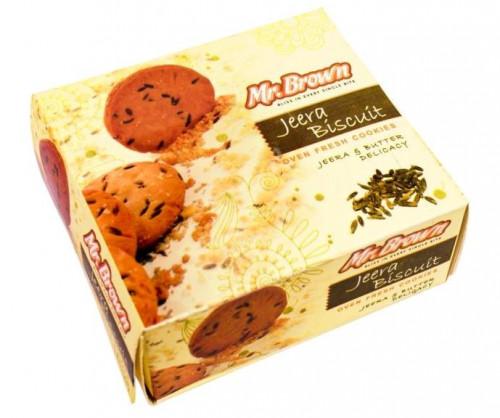 Jeera Biscuit [250 Gram]