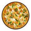 PANEER TIKKA & CORN PIZZA