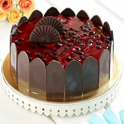 Tasty Blueberry Cake [1kg]
