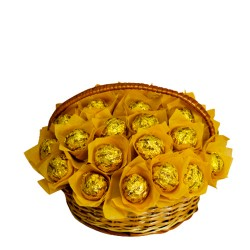 CHOCOLATE BASKET (SMALL)