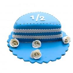 CAKES FONDANT CHOCOLATE 6 MONTH D4 (E/G)