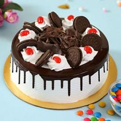 Blackforest Oreo Cake  [1kg]