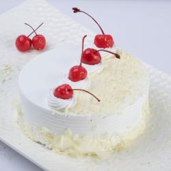 White Forest Cake [500g]
