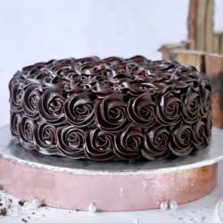 Designer German Truffle Cake  [1kg]