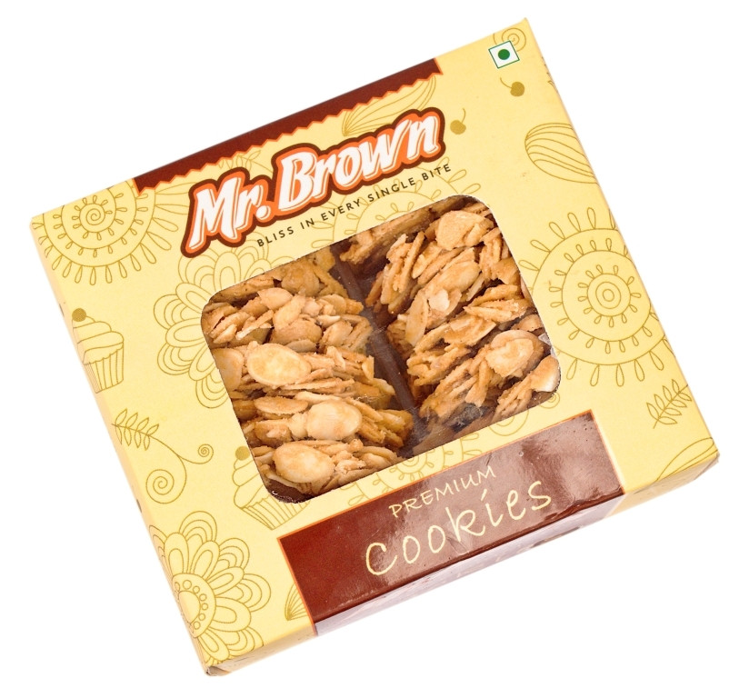 Almond Flacks Cookies [250 Gram]