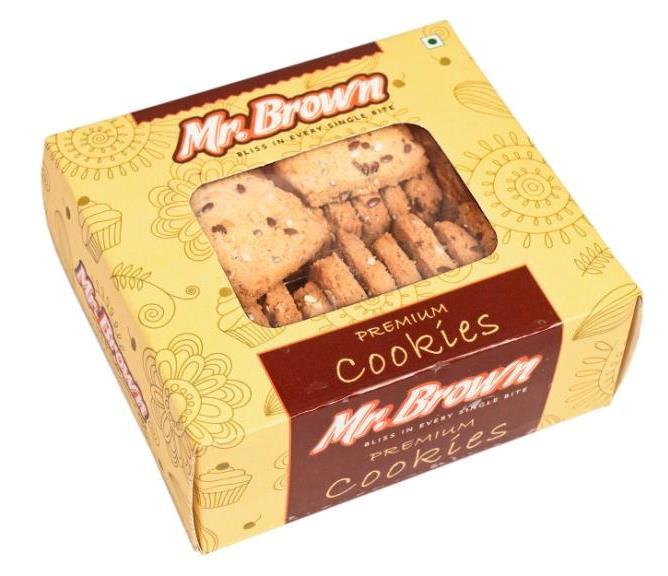 Maida Free Multigrain Cookies [500 Gram]