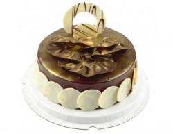 CAKES CREAM GERMAN TRUFFLE D8 (E/G)