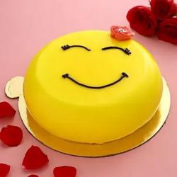 Pineapple Smile Cake [1kg]